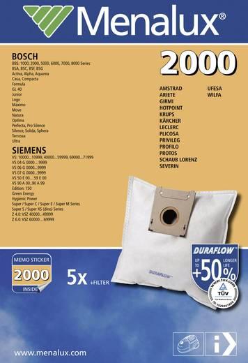 Staubsaugerbeutel Menalux 2000 1 St.