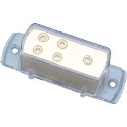 Elektrický rozvaděč pro HiFi do auta Sinuslive VB 1-4