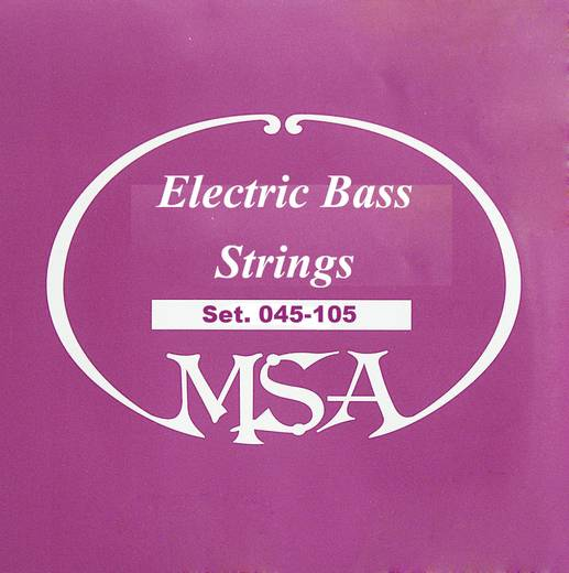 E-Bass-Saite MSA Musikinstrumente SB1 045-105 045-105