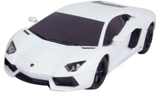 Jamara Aventador Weiß 1/14 Modellauto mit Fernsteuerung