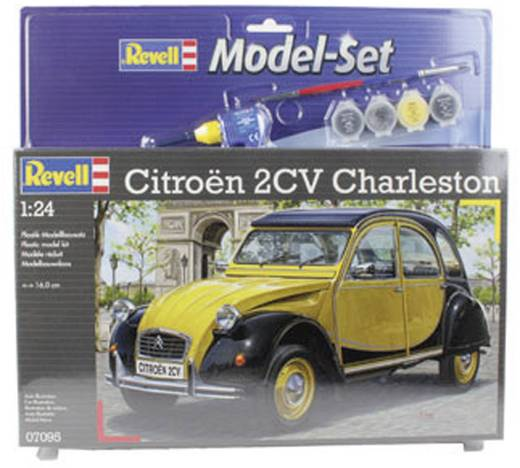 1:24 Modellauto Revell Model-Set Citroen 2CV