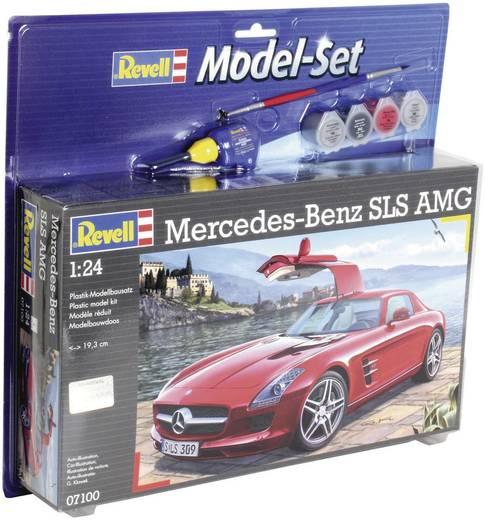 Model-Set Mercedes SLS AMG