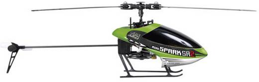 T2M (T5119) Elektro Singlerotor-Helikopter RtF