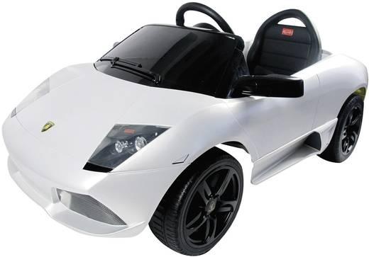 Elektroauto Jamara Ride-On LP 700-4 Weiß Weiß