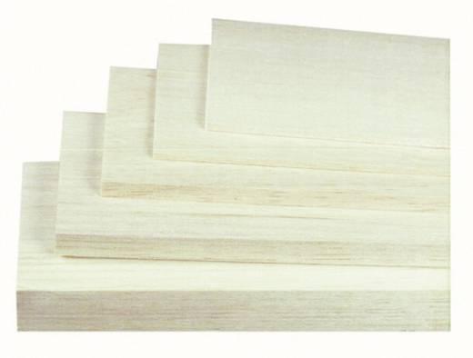 Jamara Balsabretter 3 mm (L x B) 1000 mm x 100 mm