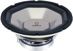 Subwoofer do auta Renkforce RF-1111005, 300 mm, 4 Ohm, 500 W
