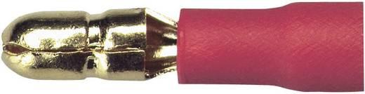 Car HiFi Rundstecker 10er Set 1.5 mm² 4 mm Sinuslive vergoldet