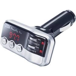 FM vysielač do auta dnt MusicFly PRO, otočný kĺb