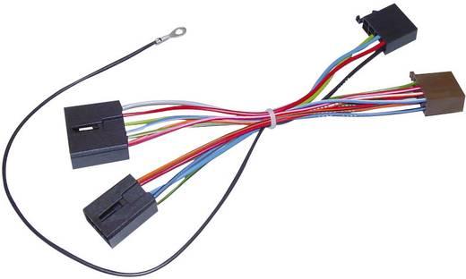 ISO Radioadapterkabel AIV Passend für: Mitsubishi