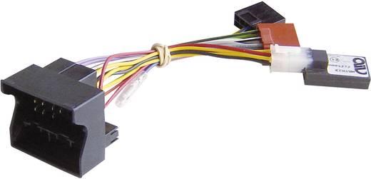 ISO Radioadapterkabel Aktiv AIV Passend für: BMW, Mercedes Benz