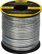 Câble haut-parleur Sinuslive KL-1,5S 1 x 1.50 mm² argent 17.5 m