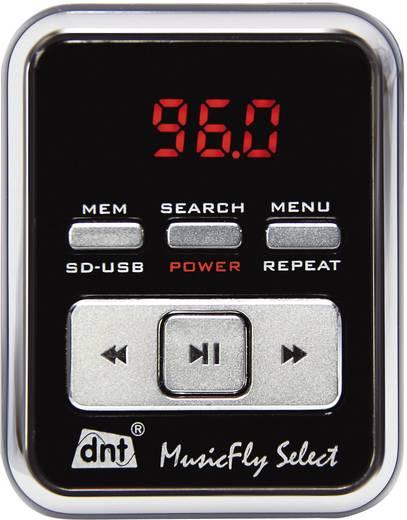 FM Transmitter dnt MusicFly SELECT mit Fernbedienung