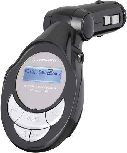 FM Transmitter Renkforce 372241 Integrierter MP3-Player