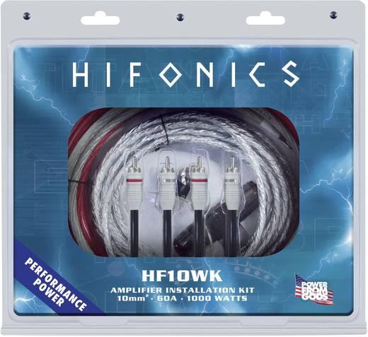 Car HiFi Endstufen-Anschluss-Set 10 mm² Hifonics CR-10WK