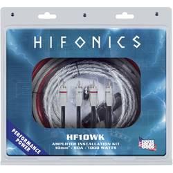 Sada na pripojenie Hi-Fi zosilňovača do auta Hifonics CR-10WK, 10 mm²