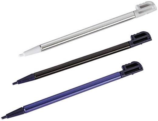 Touchpen 3er Set Hama für Navigationsgeräte Weiß, Schwarz, Blau