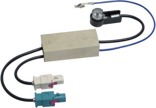 Auto-Antennen-Adapter ISO 50 Ohm Phonocar Volkswagen, Audi, Citroen, Peugeot 30 cm