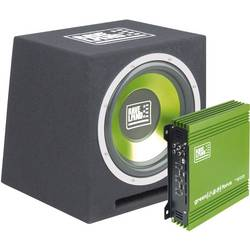 Hi-Fi sada do auta Raveland Green Force I, 2 x 250 W