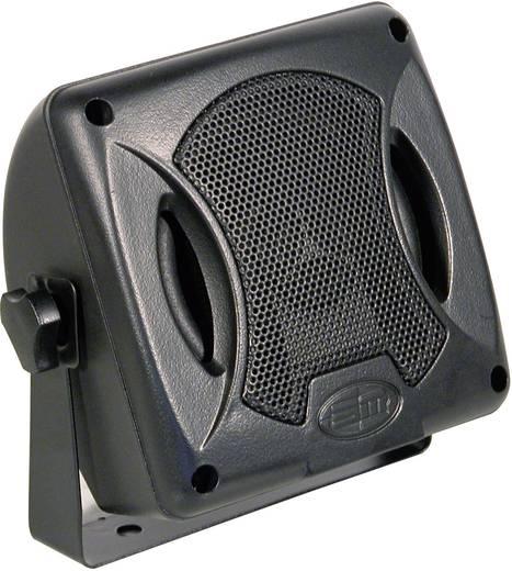 2-Wege Koaxial-Aufbaulautsprecher 80 W Boschmann PR-222