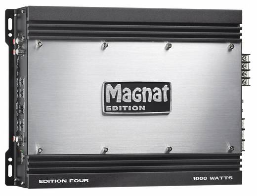 4-Kanal Endstufe 560 W Magnat Edition Four