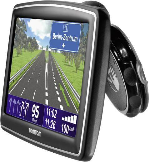 tomtom xxl ze navi 12 7 cm 5 zoll zentraleuropa. Black Bedroom Furniture Sets. Home Design Ideas