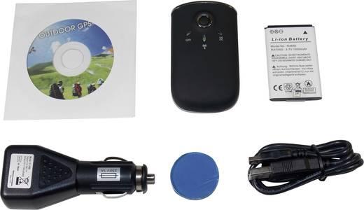 GPS Logger GT-750 Schwarz