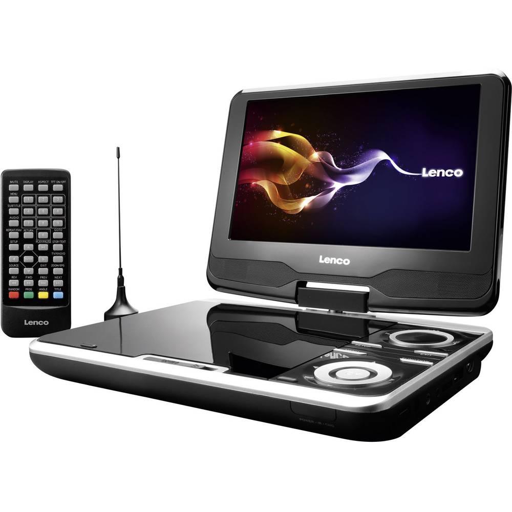 tv portable lecteur de dvd portable lenco dvp 9411 22 5. Black Bedroom Furniture Sets. Home Design Ideas
