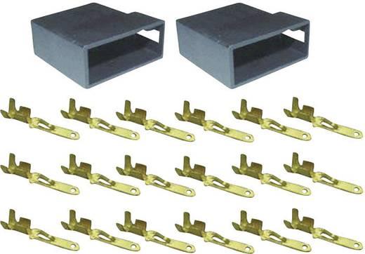 ISO-Buchsengehäuse Set AIV Strom + Lautsprecher