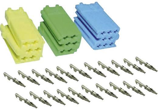 Mini ISO Steckergehäuse Set AIV 53C817