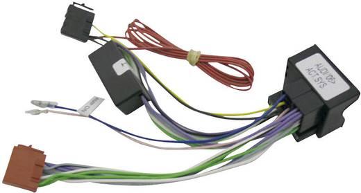 ISO Radioadapterkabel Aktiv AIV Passend für: Audi 41C611