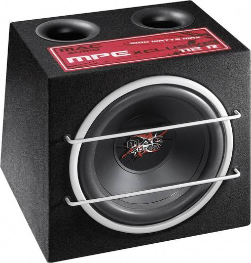 Car-HiFi-Set Mac Audio Xtreme 4000.2