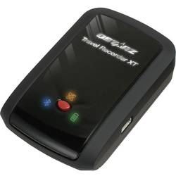 GPS logger Qstarz BT-Q1000XT 2027, čierna