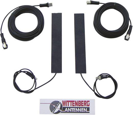 Wittenberg Antennen Duo-Mobil 2 DVB-T Passiv Antenne
