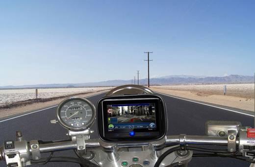 Navi Motorrad-Halterung AIV Biker-Set Schraubmontage