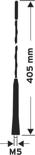 Hirschmann Car Communication 16 V Autoradio-Ersatzantennenstab