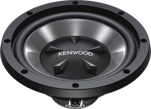 Auto-Subwoofer-Chassis 300 mm 400 W Kenwood KFCW112S 4 Ω