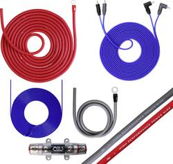 Sada audio kabelů Bull Audio, 35 mm², 5 m