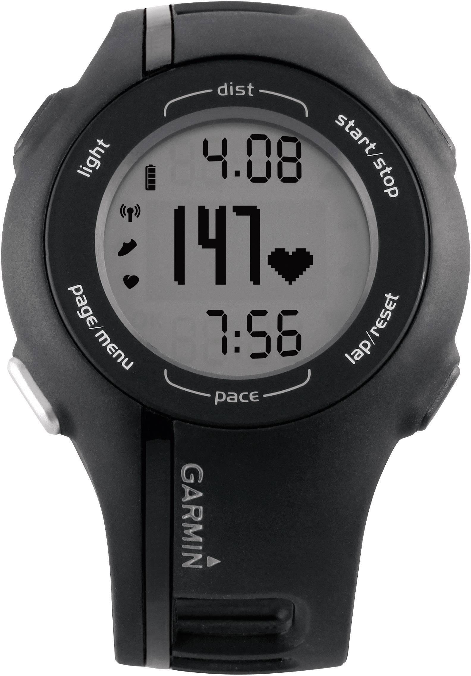 Sportelektronik Fitness & Jogging Garmin Forerunner 210  Premium GPS-Fähige Sportuhr