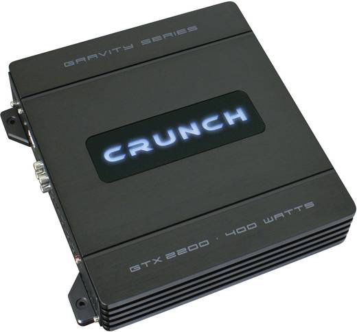 2-Kanal Endstufe 240 W Crunch GTX2200