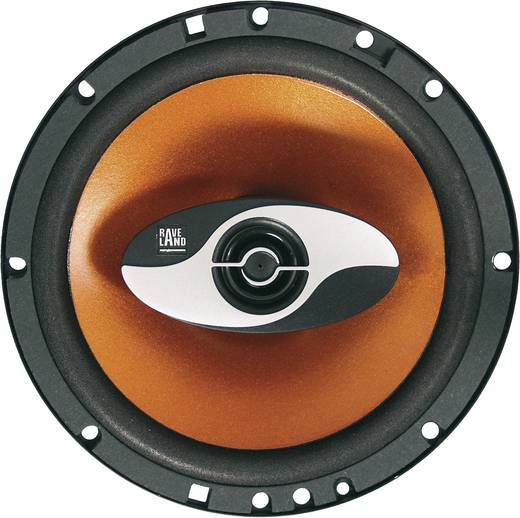 Car-HiFi-Set Raveland XAB-5000 MKII Orange Power
