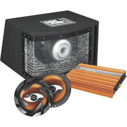 Hi-Fi sada do auta Raveland XAB-5000 MKII Orange Power, 4 x 300 W