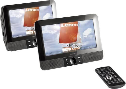 kopfst tzen dvd player mit 2 monitoren lenco mes 211. Black Bedroom Furniture Sets. Home Design Ideas