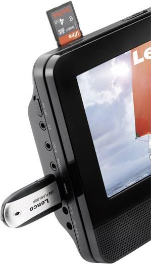 kopfst tzen dvd player mit 2 monitoren lenco mes 211 bilddiagonale 17 8 cm 7 zoll kaufen. Black Bedroom Furniture Sets. Home Design Ideas