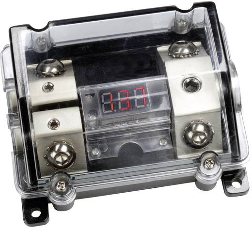 Car-HiFi Stromverteiler Sinustec SVB spritzwassergeschützt