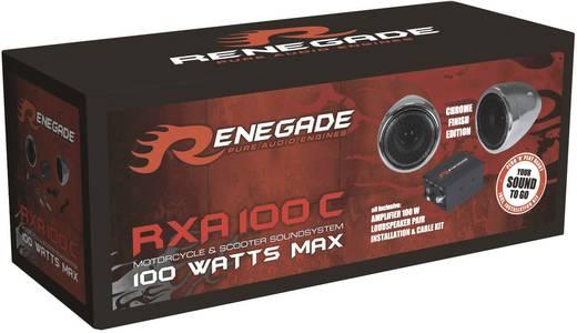 2-Wege Aufbaulautsprecher-Set 100 W Renegade RXA100C