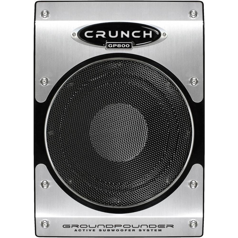 crunch gp 800 aktiv subwoofer 20 cm from conrad electronic uk. Black Bedroom Furniture Sets. Home Design Ideas