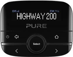 dab empf nger pure highway 600 v2 freisprechfunktion. Black Bedroom Furniture Sets. Home Design Ideas