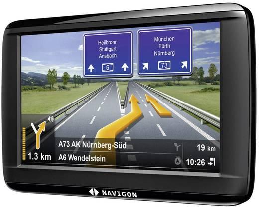 Navigon 42 Easy + housse 08585411360 + adaptateur secteur USB SPS-1000 USB Navi