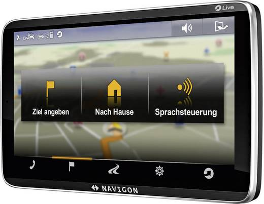 Navigon 92 Premium Live Navi kaufen