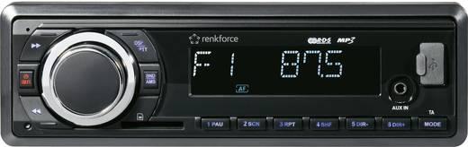autoradio renkforce bt rsd1802k inkl fernbedienung. Black Bedroom Furniture Sets. Home Design Ideas